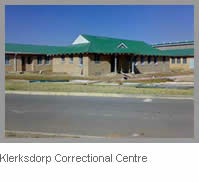 Klerksdorp Correctional Centre: Parole Boards. Engaged by National Department of Public Works.